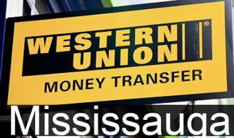 Western union in Mississauga