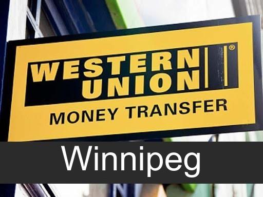 western union in Winnipeg