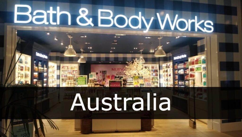 Bath and Body Works Australia
