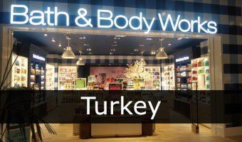 Bath and Body Works Turkey