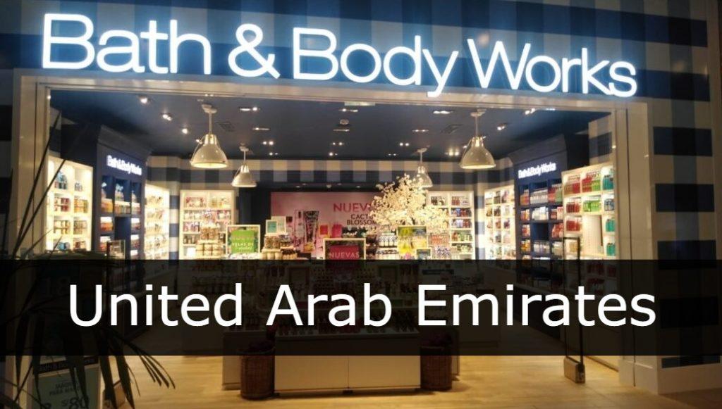 Bath and Body Works United Arab Emirates