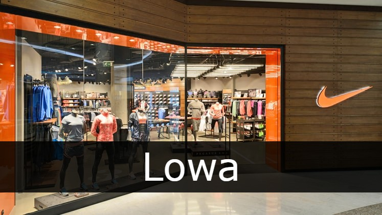 Nike Lowa