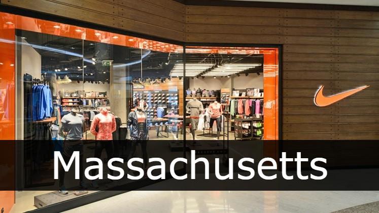 Nike Massachusetts