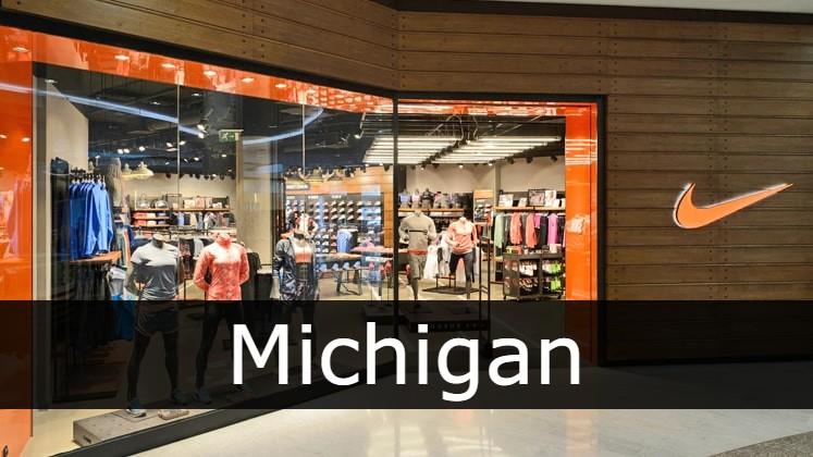 Nike Michigan