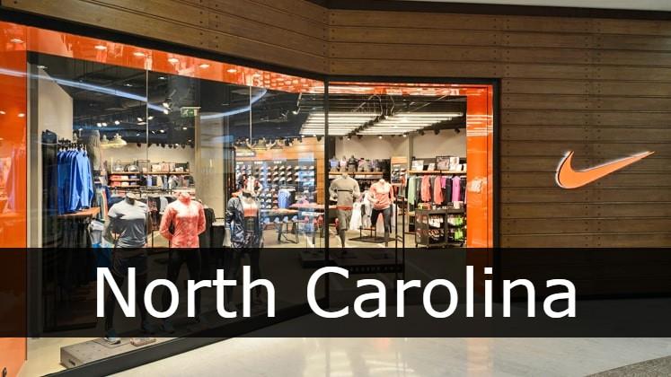 Nike North Carolina
