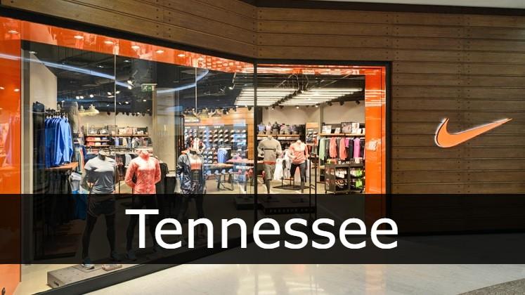 Nike Tennessee