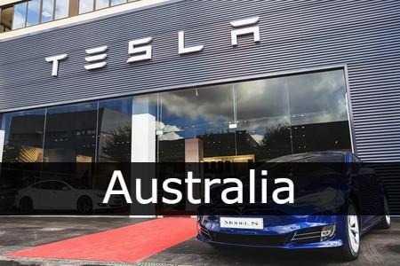 Tesla Australia