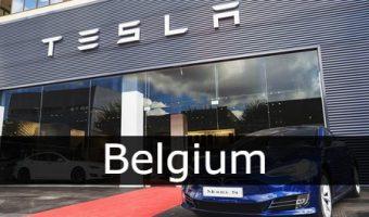 Tesla Belgium