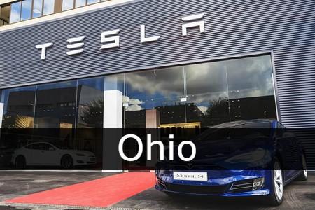 Tesla Ohio