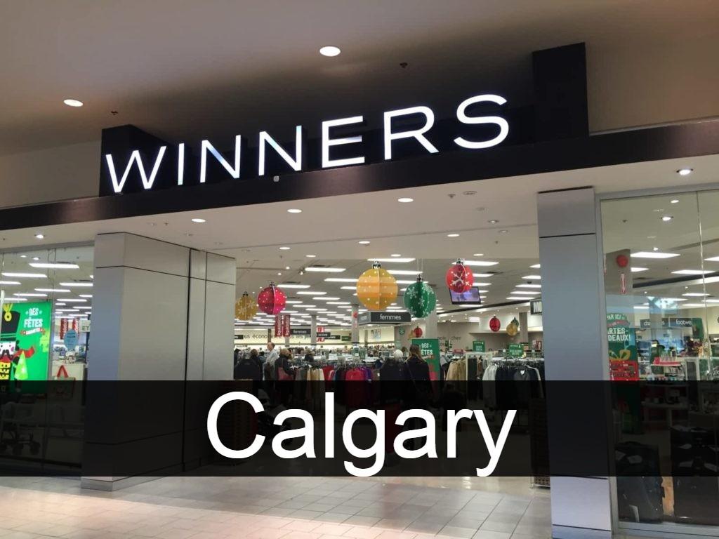 Winners Calgary