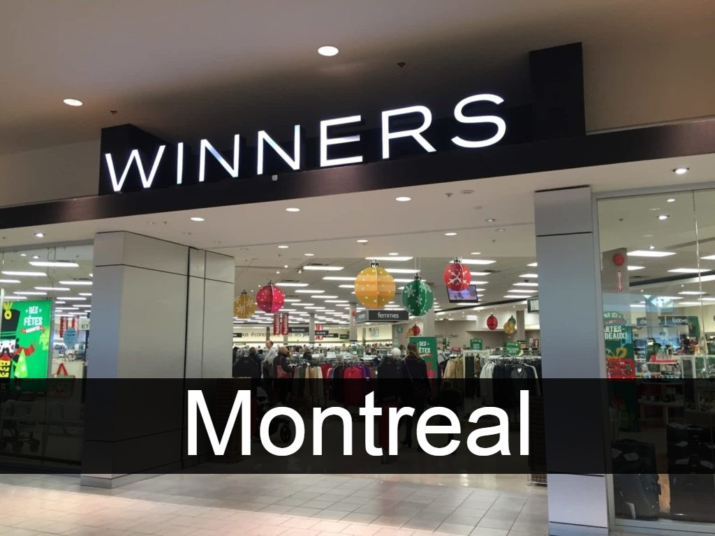 Winners Montreal