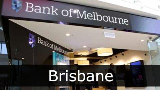 Bank of Melbourne Brisbane