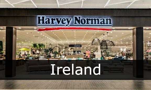 Harvey Norman Ireland