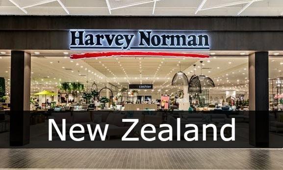 Harvey Norman New Zealand