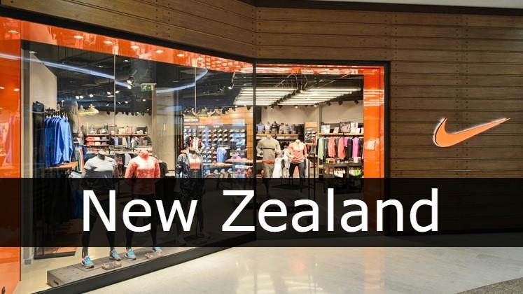 Nike New Zealand