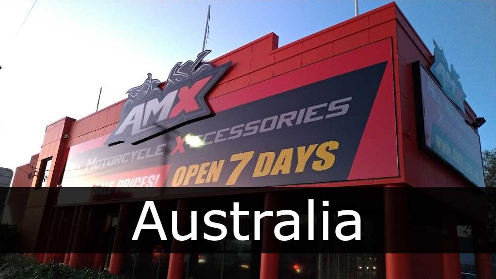 AMX Superstores Australia