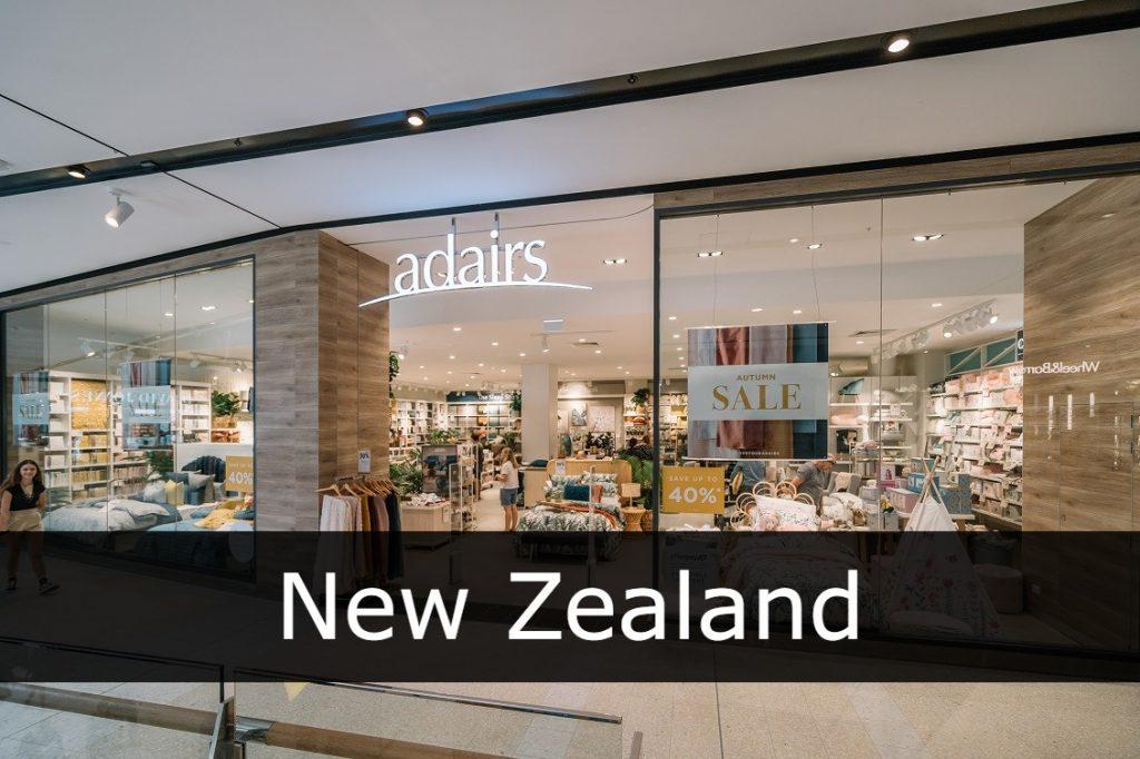 Adairs New Zealand