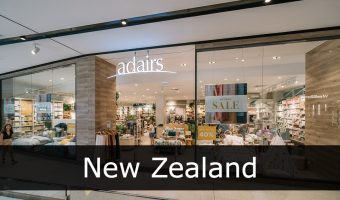 Adairs New Zealand
