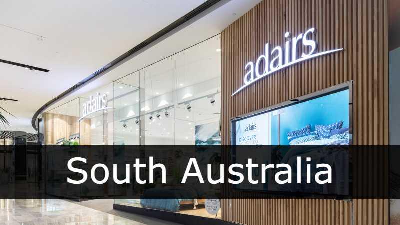 Adairs store South Australia