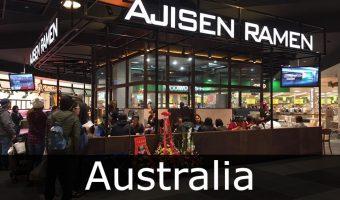 Ajisen Ramen Australia