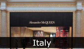 Alexander McQueen Italy