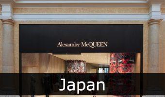 Alexander McQueen Japan