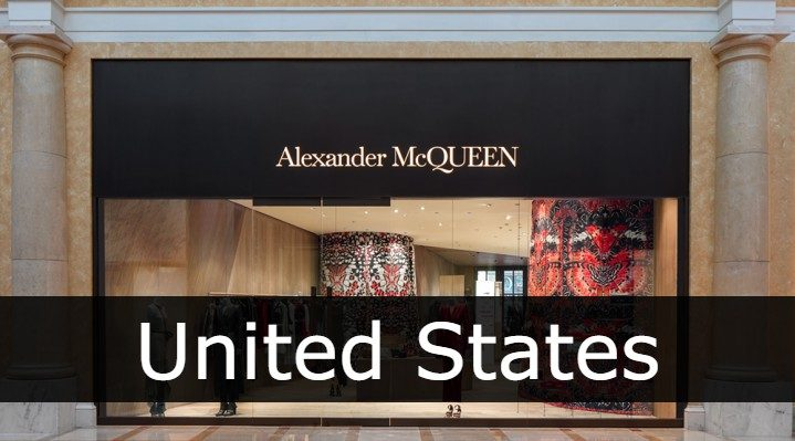 Alexander McQueen United States