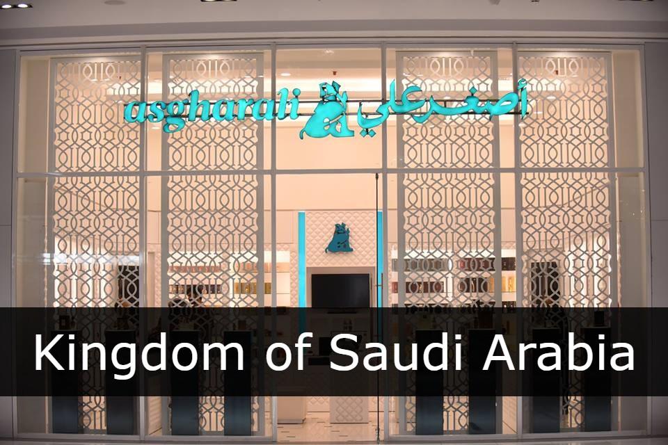 Asghar Ali Kingdom of Saudi Arabia