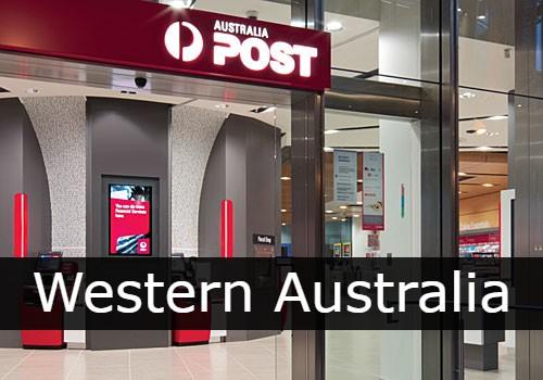 Australia Post Western Australia