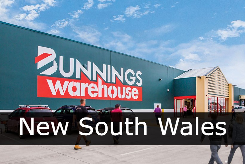 Bunnings New South Wales