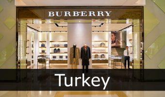 Burberry Turkey