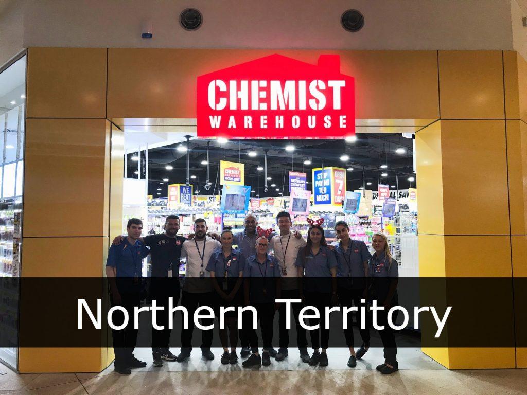Chemist Warehouse Northern Territory