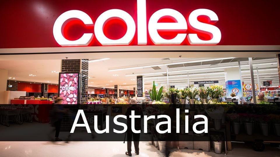 Coles Australia