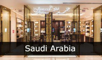 Junaid for Perfumes Saudi Arabia
