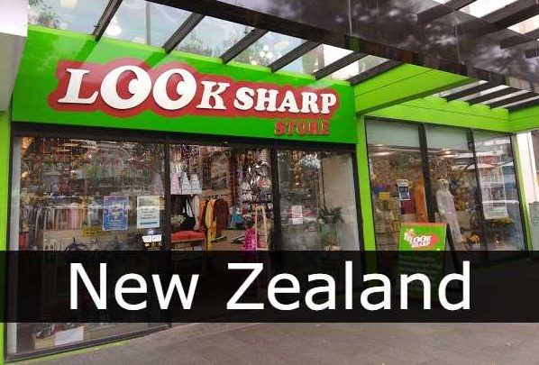 Look Sharp New Zealand