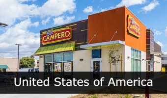Pollo Campero United States of America