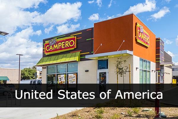Pollo Campero United States of America