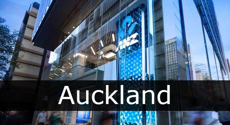 anz bank Auckland