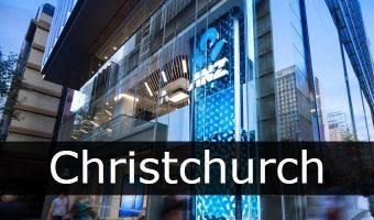 anz bank Christchurch