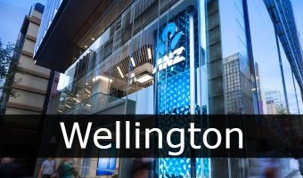 anz bank Wellington