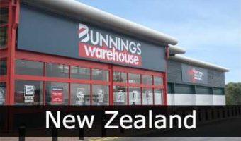 Bunnings New Zealand