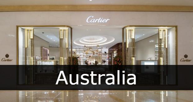 Cartier Australia