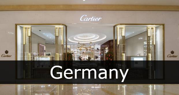 Cartier Germany