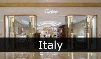 Cartier Italy