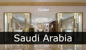 Cartier Saudi Arabia