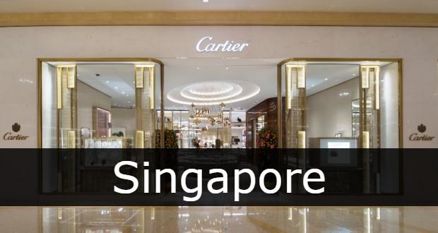 Cartier Singapore