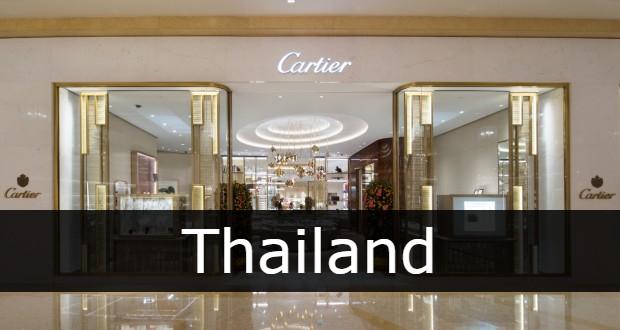 Cartier Thailand