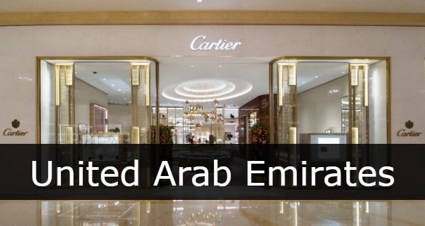 Cartier United Arab Emirates