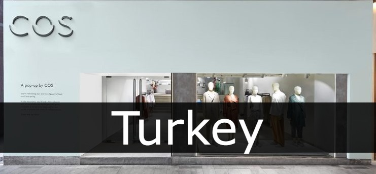 COS Turkey