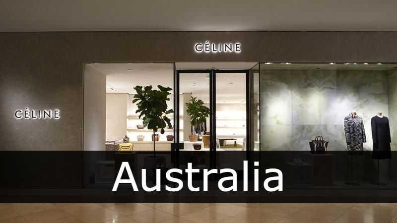 Celine Australia